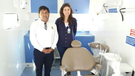 WhatsApp Image 2018 01 02 at 16.02.44 - (VIDEO) INAUGURAN CLÍNICA DENTAL MÓVIL EN LA COMUNA DE CONSTITUCIÓN