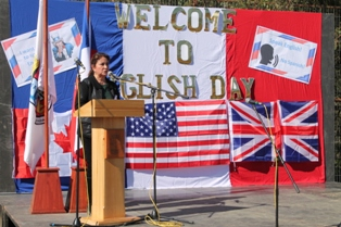 IMG 1734 - (VIDEO) ESTUDIANTES DE ESCUELAS RURALES MUNICIPALES CELEBRARON SU ENGLISH DAY