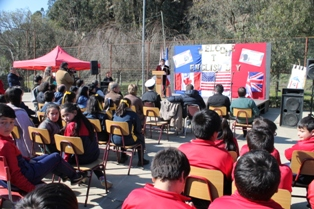 IMG 1758 - (VIDEO) ESTUDIANTES DE ESCUELAS RURALES MUNICIPALES CELEBRARON SU ENGLISH DAY